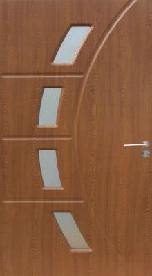 Usa interior cu geam Model K-048