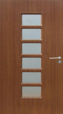 Usa interior cu geam Model K-066