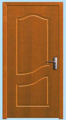 Usa interior 80cm<br /> Y080F-stejar-inchis