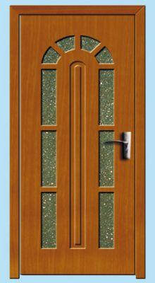 Usa interior 80cm<br /> Y108F-stejar-inchis
