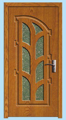 Usa interior 80cm<br /> Y308F-stejar-inchis