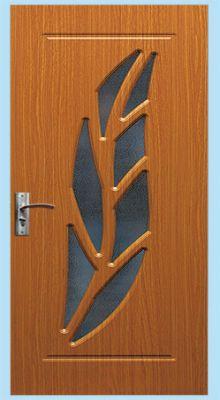 Usa interior 80cm<br /> Y312F-stejar-inchis