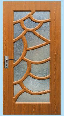 Usa interior 80cm<br /> Y313F-stejar-inchis