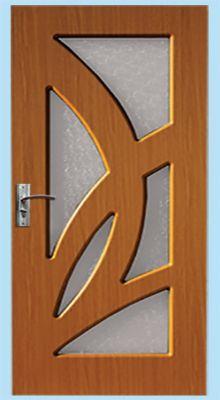 Usa interior 80cm<br /> Y520F-stejar-inchis