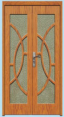 Usa interior dubla<br /> Y220F-stejar-inchis